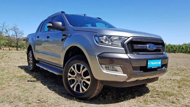 Used Ford Ranger Wildtrak Double Cab, Tanunda, 2016 Ford Ranger Wildtrak Double Cab Utility