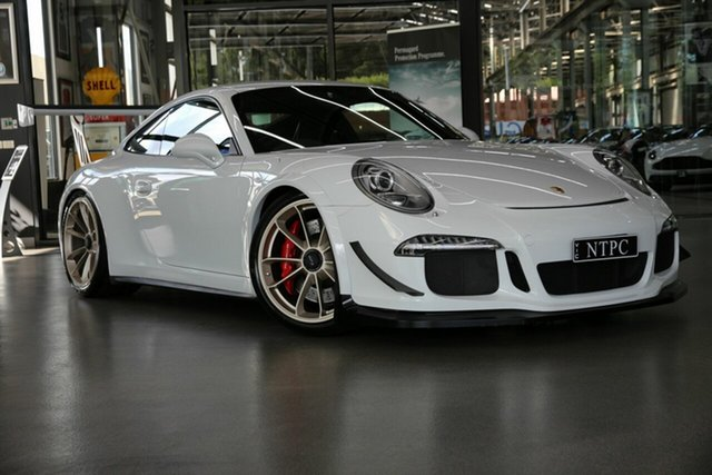 Used Porsche 911 GT3 PDK, North Melbourne, 2015 Porsche 911 GT3 PDK Coupe