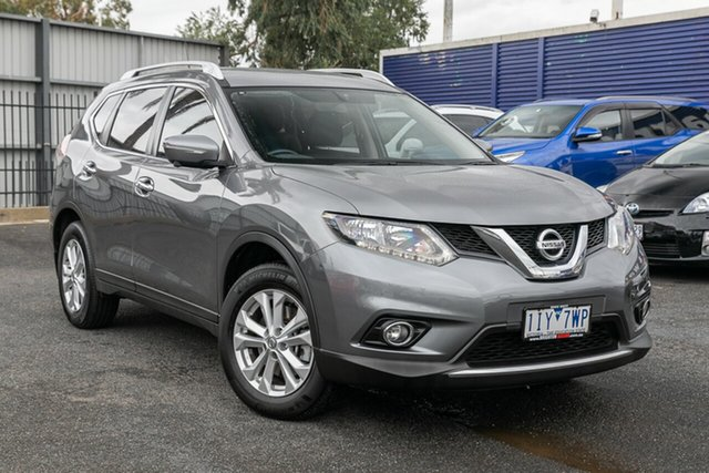 Used Nissan X-Trail ST-L X-tronic 2WD, Oakleigh, 2016 Nissan X-Trail ST-L X-tronic 2WD T32 Wagon
