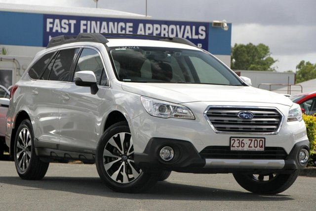 Used Subaru Outback 2.5i CVT AWD, Toowong, 2015 Subaru Outback 2.5i CVT AWD Wagon