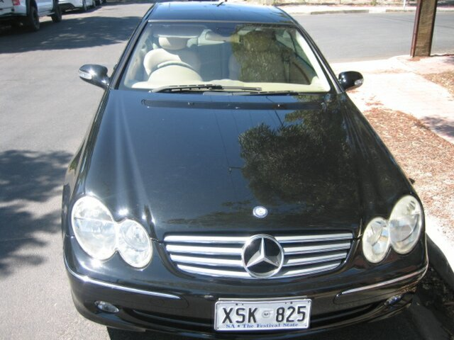 Used Mercedes-Benz CLK240 Elegance, Prospect, 2003 Mercedes-Benz CLK240 Elegance Coupe