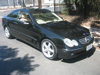 2003 Mercedes-Benz CLK240 Elegance Coupe.
