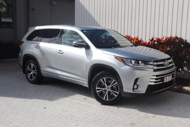 Used Toyota Kluger GX AWD, Cairns, 2017 Toyota Kluger GX AWD Wagon