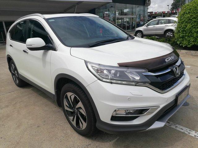 Discounted Used Honda CR-V VTi-L, Yamanto, 2015 Honda CR-V VTi-L Wagon