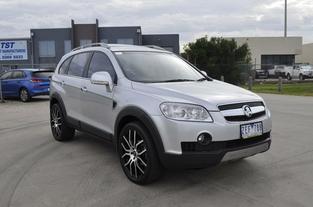 Used Holden Captiva LX (4x4), Hoppers Crossing, 2010 Holden Captiva LX (4x4) Wagon