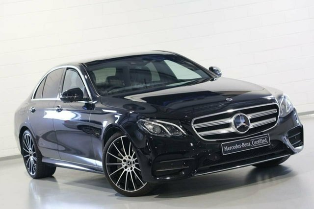 Used Mercedes-Benz E-Class E200 9G-Tronic PLUS, Warwick Farm, 2018 Mercedes-Benz E-Class E200 9G-Tronic PLUS Sedan