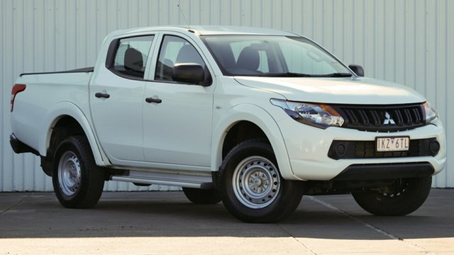 Used Mitsubishi Triton GLX (4x4), Sebastopol, 2017 Mitsubishi Triton GLX (4x4) Dual Cab Utility