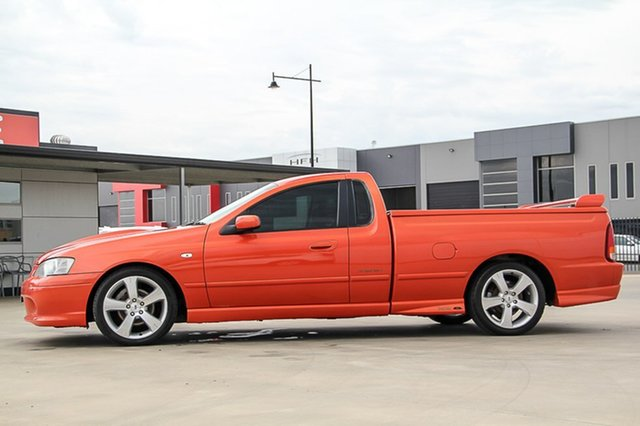 Used Ford Falcon XR8 Magnet Ute Super Cab, Pakenham, 2005 Ford Falcon XR8 Magnet Ute Super Cab BA Mk II Utility