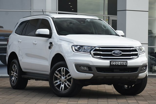 Discounted Used Ford Everest Trend 4WD, Warwick Farm, 2019 Ford Everest Trend 4WD SUV
