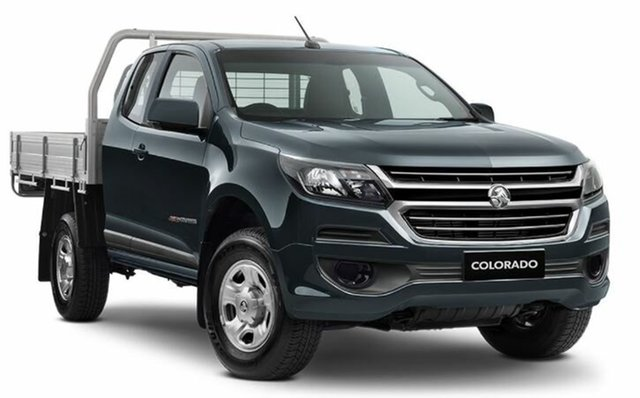 New Holden Colorado LS Space Cab, Atherton, 2020 Holden Colorado LS Space Cab Cab Chassis