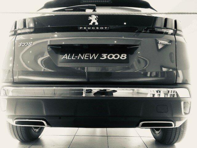 Demonstrator, Demo, Near New Peugeot 3008 GT Line SUV, Nambour, 2019 Peugeot 3008 GT Line SUV P84 MY19 Hatchback