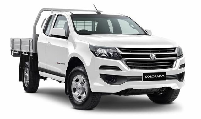 New Holden Colorado LS Space Cab, Atherton, 2019 Holden Colorado LS Space Cab Cab Chassis