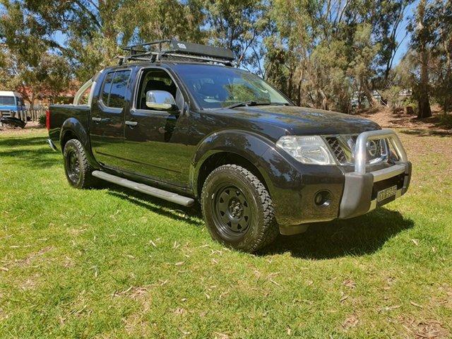Used Nissan Navara ST-X (4x4), Melrose Park, 2011 Nissan Navara ST-X (4x4) Dual Cab Pick-up