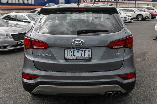 Used Hyundai Santa Fe Active, Oakleigh, 2017 Hyundai Santa Fe Active DM3 MY17 Wagon