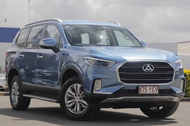 Used LDV D90 Mode, Rocklea, 2017 LDV D90 Mode Wagon