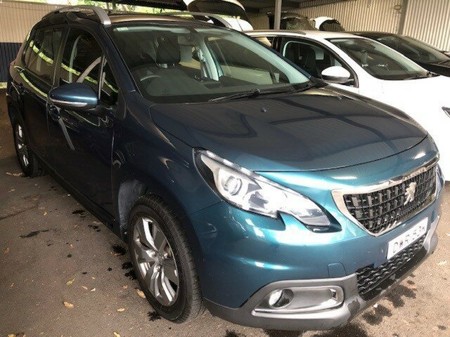 Used Peugeot 2008 Active, Nambour, 2017 Peugeot 2008 Active A94 MY17 Wagon