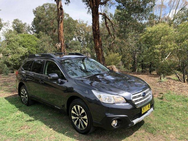 Used Subaru Outback 2.5i CVT AWD, Queanbeyan, 2017 Subaru Outback 2.5i CVT AWD Wagon