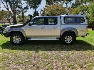 2008 Mazda BT-50 B3000 DX (4x4) Dual Cab Pick-up.