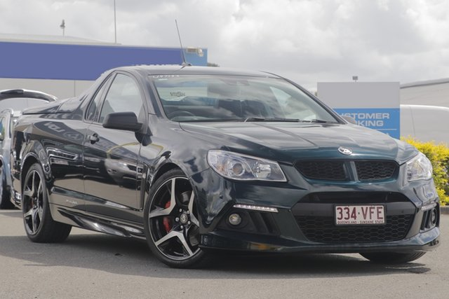 Used Holden Special Vehicles Maloo R8, Bowen Hills, 2013 Holden Special Vehicles Maloo R8 Utility