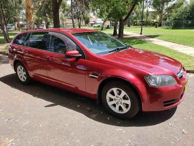 Used Holden Commodore Omega, Prospect, 2008 Holden Commodore Omega Sportswagon