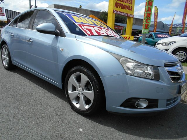 Used Holden Cruze CDX, Slacks Creek, 2009 Holden Cruze CDX Sedan