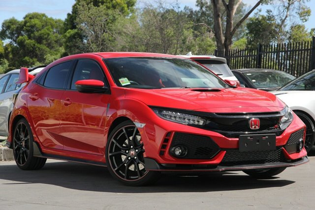 Discounted Demonstrator, Demo, Near New Honda Civic Type R, Narellan, 2019 Honda Civic Type R Hatchback