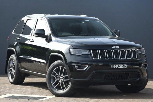 Discounted Demonstrator, Demo, Near New Jeep Grand Cherokee Laredo, Warwick Farm, 2018 Jeep Grand Cherokee Laredo SUV
