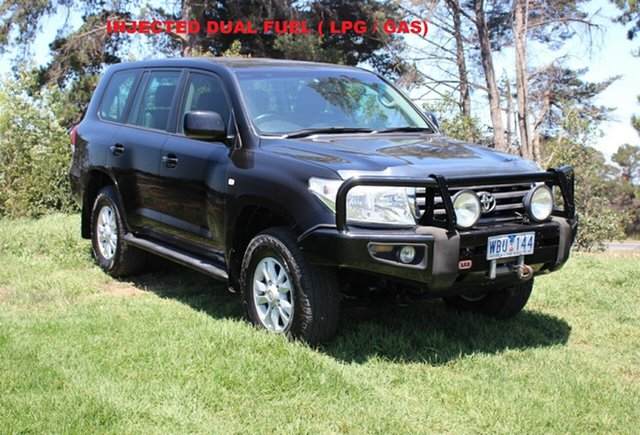 Used Toyota Landcruiser VX, Officer, 2007 Toyota Landcruiser VX Wagon