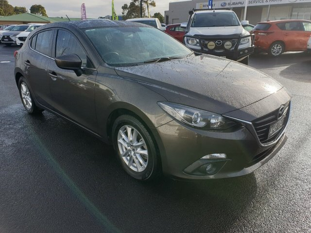 Used Mazda 3, Warrnambool East, 2015 Mazda 3 Hatchback