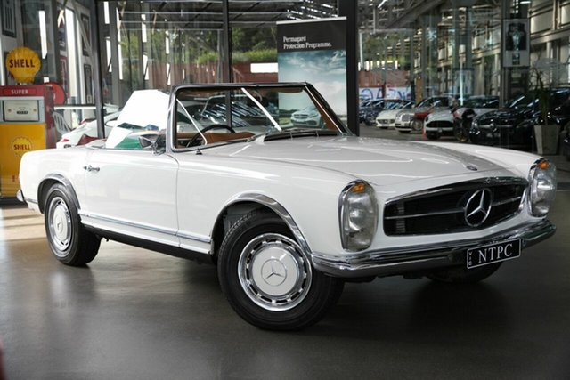 Used Mercedes-Benz 280SL Sports, North Melbourne, 1968 Mercedes-Benz 280SL Sports Roadster