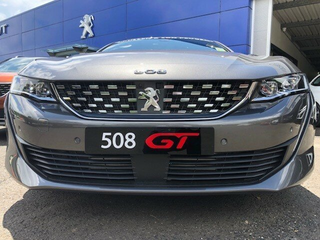 Discounted Demonstrator, Demo, Near New Peugeot 508 GT, Nambour, 2019 Peugeot 508 GT MY19 Fastback