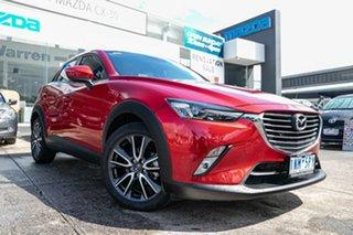 Used Mazda CX-3 S Touring (FWD), Mulgrave, 2018 Mazda CX-3 S Touring (FWD) DK MY19 Wagon