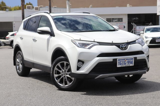 Used Toyota RAV4 Cruiser AWD, Northbridge, 2017 Toyota RAV4 Cruiser AWD Wagon