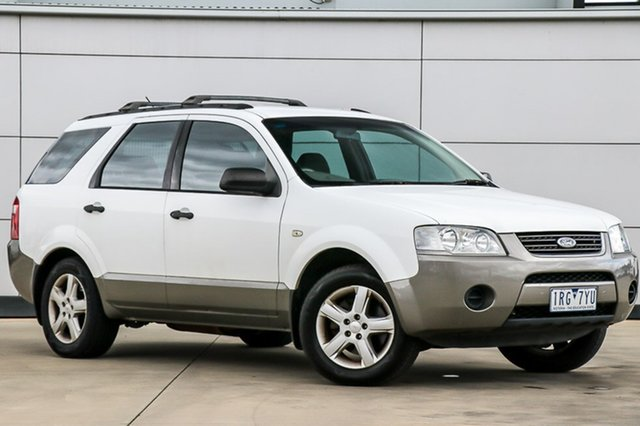 Discounted Used Ford Territory TS, Pakenham, 2008 Ford Territory TS Wagon