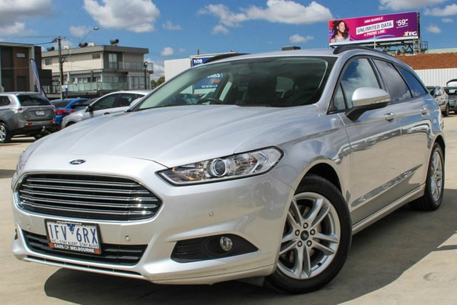 Used Ford Mondeo Ambiente PwrShift, Coburg North, 2015 Ford Mondeo Ambiente PwrShift Wagon