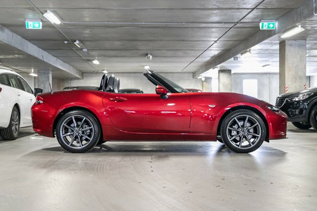 Demonstrator, Demo, Near New Mazda MX-5 Roadster GT, Mulgrave, 2020 Mazda MX-5 Roadster GT ND Convertible