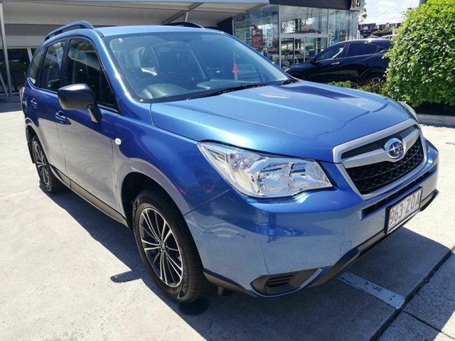 Discounted Used Subaru Forester 2.5i Lineartronic AWD, Yamanto, 2014 Subaru Forester 2.5i Lineartronic AWD Wagon