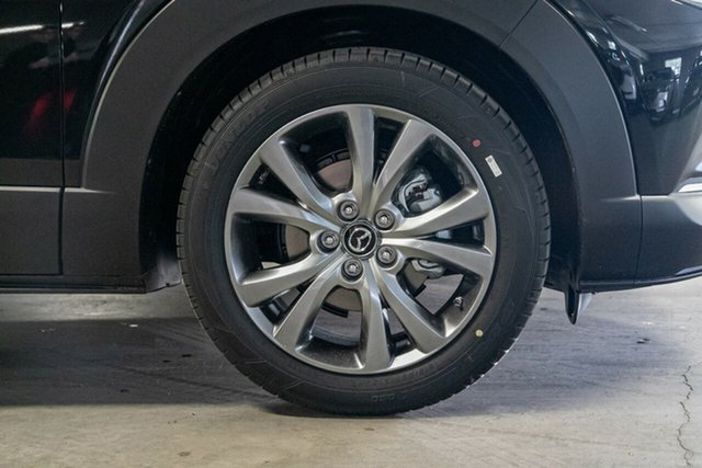Demonstrator, Demo, Near New Mazda CX-30 G25 Astina (FWD), Mulgrave, 2020 Mazda CX-30 G25 Astina (FWD) CX-30A Wagon