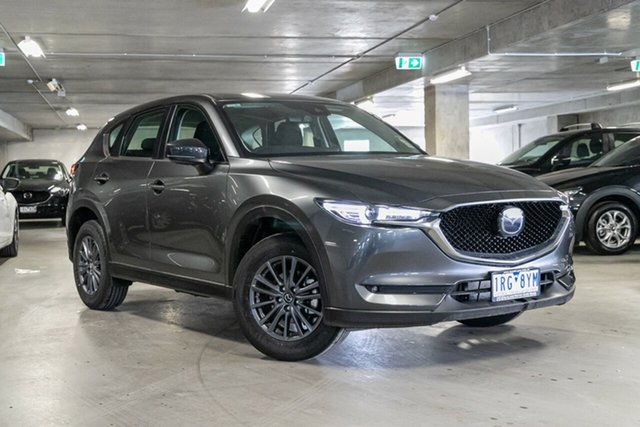 Demonstrator, Demo, Near New Mazda CX-5 Maxx Sport (4x2), Mulgrave, 2019 Mazda CX-5 Maxx Sport (4x2) MY19 (KF Series 2) Wagon