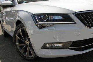 2018 Skoda Superb 162TSI Sedan DSG Liftback.