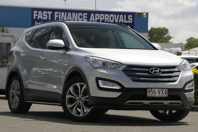 Used Hyundai Santa Fe Highlander, Bowen Hills, 2014 Hyundai Santa Fe Highlander Wagon