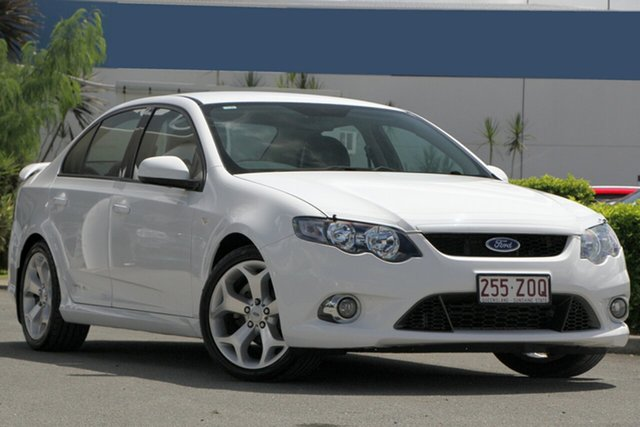 Used Ford Falcon XR6 Limited Edition, Toowong, 2011 Ford Falcon XR6 Limited Edition Sedan