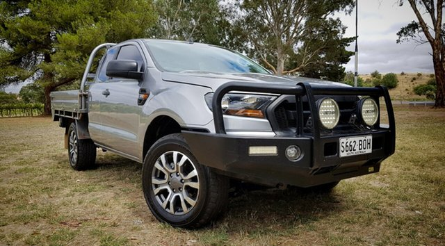 Used Ford Ranger XL Super Cab, Tanunda, 2016 Ford Ranger XL Super Cab Cab Chassis