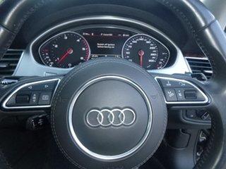 2015 Audi A8 Sedan.