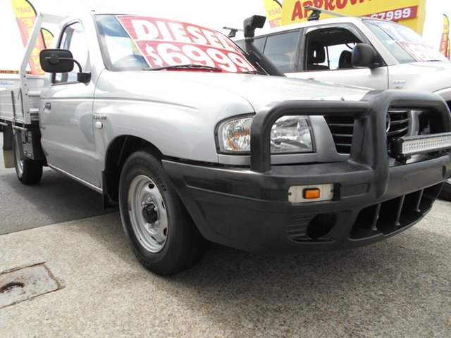 Used Mazda Bravo DX 4x2, Slacks Creek, 2006 Mazda Bravo DX 4x2 Cab Chassis