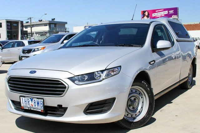 Used Ford Falcon Ute Super Cab, Coburg North, 2016 Ford Falcon Ute Super Cab Utility