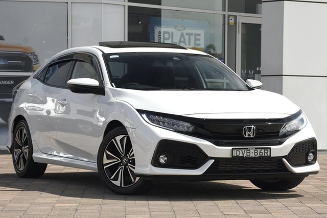 Discounted Used Honda Civic VTi-LX, Warwick Farm, 2017 Honda Civic VTi-LX Hatchback