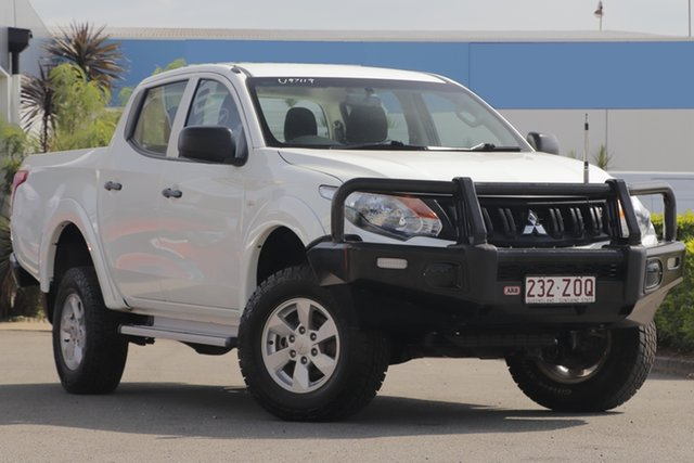Used Mitsubishi Triton GLX+ Double Cab, Toowong, 2016 Mitsubishi Triton GLX+ Double Cab Utility