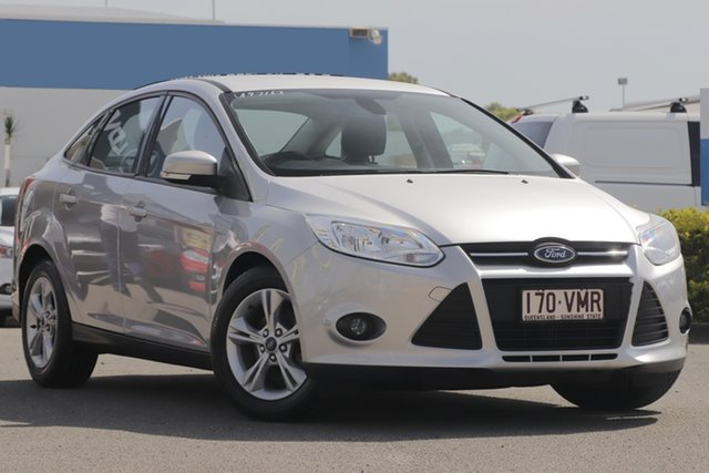 Used Ford Focus Trend PwrShift, Toowong, 2015 Ford Focus Trend PwrShift Sedan