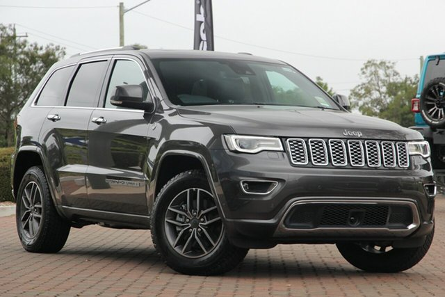 Discounted New Jeep Grand Cherokee Overland, Narellan, 2019 Jeep Grand Cherokee Overland SUV